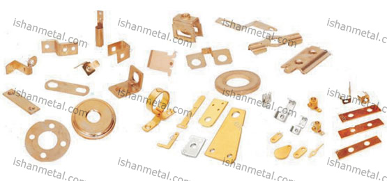 Brass Pressed Parts